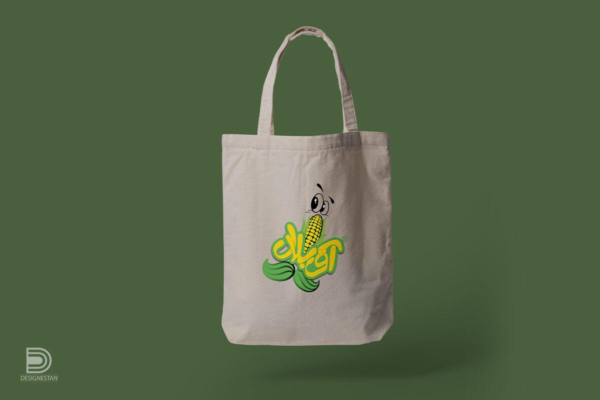 طراحی لوگو آق بلال